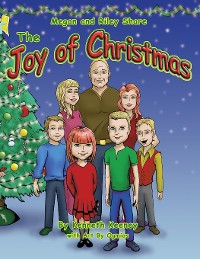 Cover Megan and Riley Share the Joy of Christmas