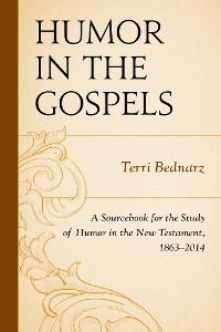 Cover Humor in the Gospels