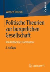 Cover Politische Theorien zur bürgerlichen Gesellschaft