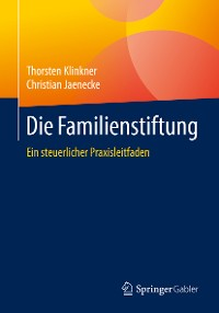 Cover Die Familienstiftung