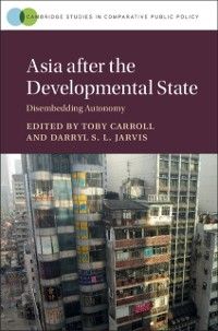 Cover Asia after the Developmental State