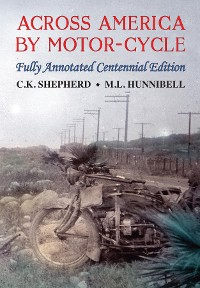 Cover Across America by Motor-Cycle