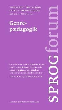 Cover GenrepAedagogik