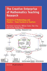 Cover The Creative Enterprise of Mathematics Teaching Research
