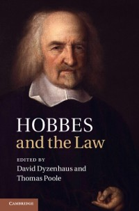 Cover Hobbes and the Law