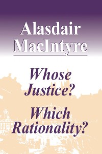 Cover Whose Justice? Which Rationality?