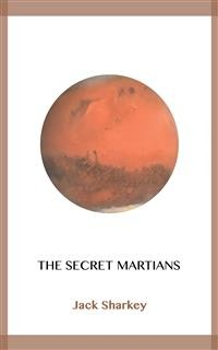 Cover The Secret Martians