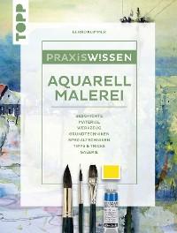 Cover Praxiswissen Aquarellmalerei