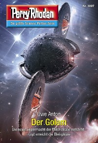Cover Perry Rhodan 3097