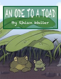Cover An Ode to a Toad