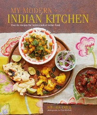 Cover My Modern Indian Kitchen