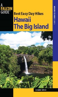 Cover Best Easy Day Hikes Hawaii: The Big Island