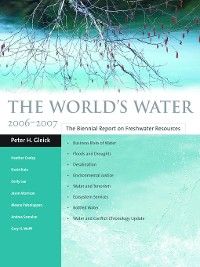 Cover The World's Water 2006-2007