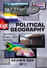 Cover Political Geography