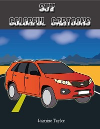 Cover Suv Coloring Book