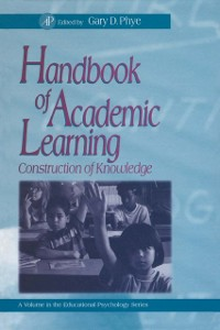 Cover Handbook of Academic Learning