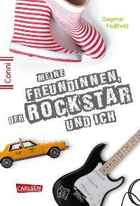 Cover Conni 15 5: Conni 15: Meine Freundinnen, der Rockstar und ich