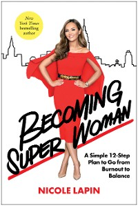 Cover Becoming Super Woman