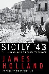 Cover Sicily '43