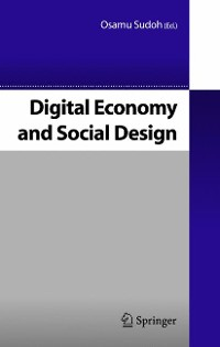 Cover Digital Economy and Social Design
