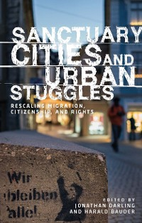 Cover Sanctuary cities and urban struggles