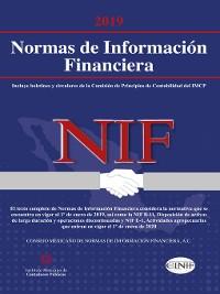 Cover Normas de Información Financiera (NIF) 2019