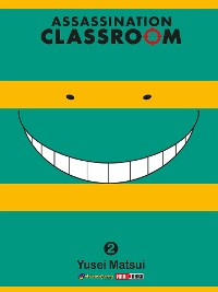 Cover Assassination Classroom 2