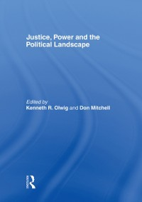Cover Justice, Power and the Political Landscape