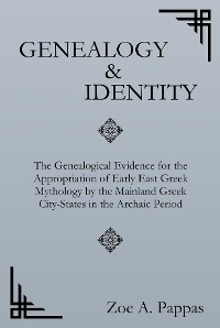 Cover GENEALOGY AND IDENTITY