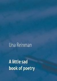 Cover A little sad book of poetry