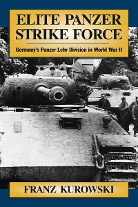Cover Elite Panzer Strike Force