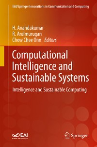 Cover Computational Intelligence and Sustainable Systems
