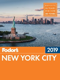 Cover Fodor's New York City 2019