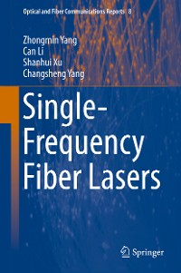 Cover Single-Frequency Fiber Lasers