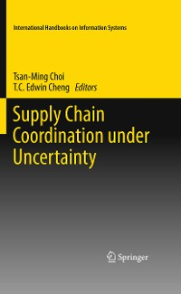 Cover Supply Chain Coordination under Uncertainty