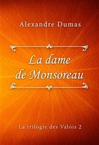 Cover La dame de Monsoreau