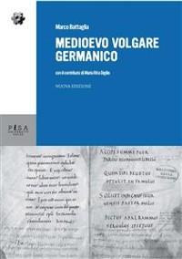 Cover Medioevo volgare germanico