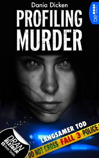 Cover Profiling Murder - Fall 3