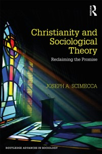 Cover Christianity and Sociological Theory