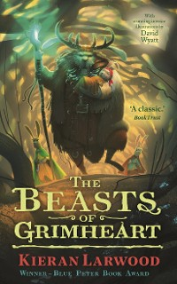 Cover The Beasts of Grimheart