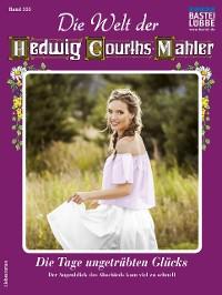 Cover Die Welt der Hedwig Courths-Mahler 555 - Liebesroman