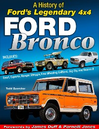 Cover Ford Bronco: A History of Ford's Legendary 4x4