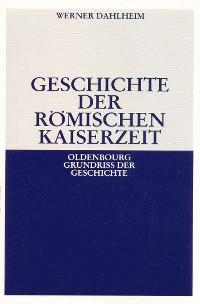 Cover Geschichte der Römischen Kaiserzeit
