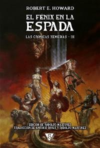 Cover El fénix en la espada