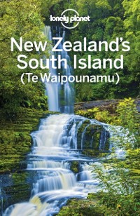 Cover Lonely Planet New Zealand's South Island