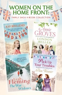 Cover Women on the Home Front: Family Saga 4-Book Collection