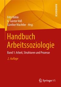 Cover Handbuch Arbeitssoziologie