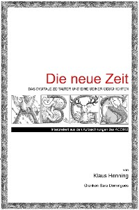 Cover Die neue Zeit