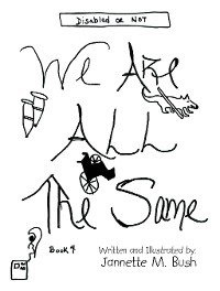 Cover Book 4: We Are All the Same