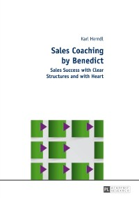 Cover Sales Coaching by Benedict
